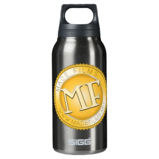 GOLD MADE FILMS THERMOS BOTTLE