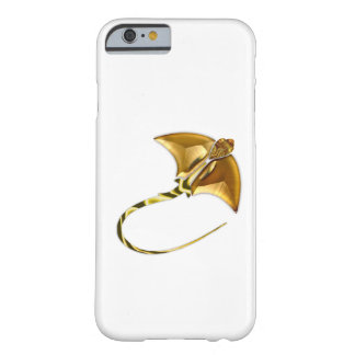 Gold Manta Sting Ray Barely There iPhone 6 Case