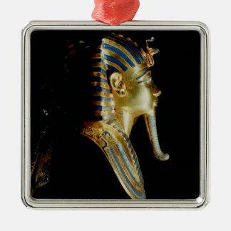 Gold mask of Tutankhamun Metal Ornament