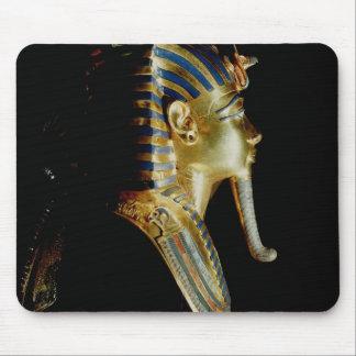 Gold mask of Tutankhamun Mouse Pad