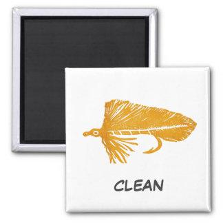 """Gold Matuka"" Dish Washer Status Magnet"