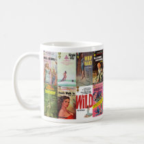 Gold Medal Paperbacks Coffee Mug