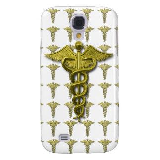 Gold Medical Profession Symbol Samsung S4 Case