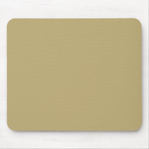 Gold Metallic Shimmer Background. Elegant Color Mouse Pad