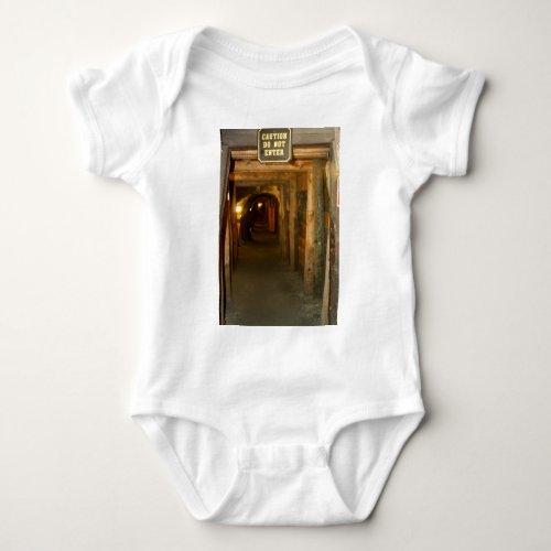 Gold Mine Baby Bodysuit