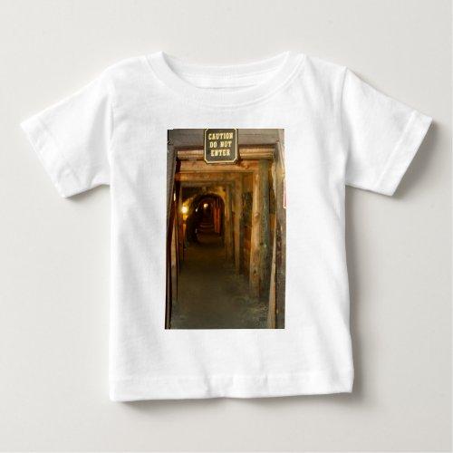 Gold Mine Baby T-Shirt