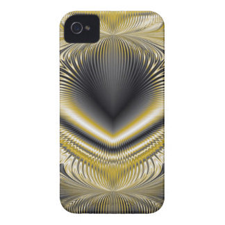 Gold Mine ~ Blackberry Bold Casemate Barely There iPhone 4 Case-Mate Case