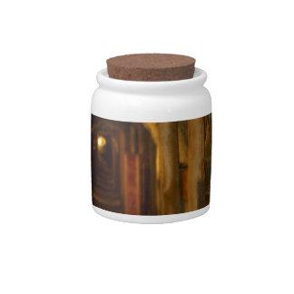 Gold Mine Candy Jar