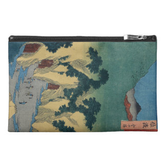 Gold mine in Sado province Travel Accessory Bags