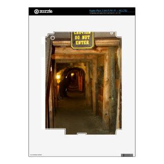 Gold Mine iPad 3 Skin