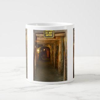 Gold Mine Large Coffee Mug