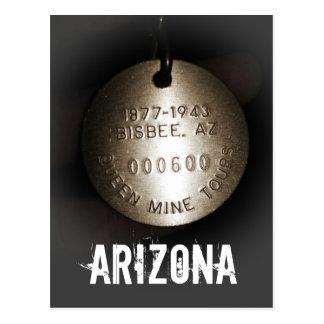 Gold Mine Postcard
