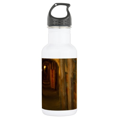 Gold Mine Stainless Steel Water Bottle