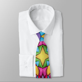 Gold Miner Colorful Ties