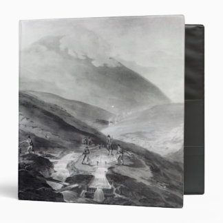 Gold Mines, County of Wicklow 3 Ring Binder