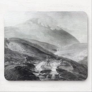 Gold Mines, County of Wicklow Mouse Pad