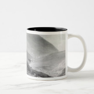 Gold Mines, County of Wicklow Two-Tone Coffee Mug