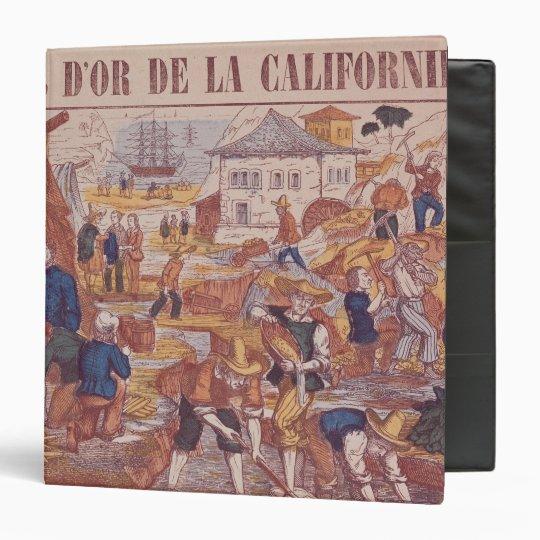 Gold Mines of California Binder