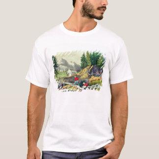 Gold Mining in California T-Shirt