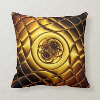 Gold. MoJo Pillows // Cushions