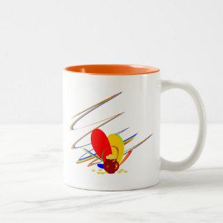 Gold money ang magic rainbow Custom Mug