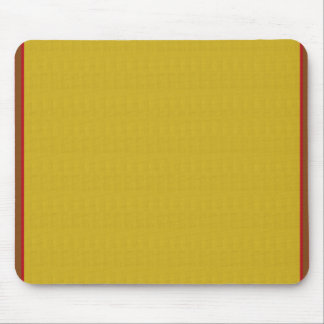 Gold n Yellow Textures n Shades Template DIY GIFTS Mouse Pad