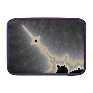 Gold Needle in Mercury MacBook Air Sleeve