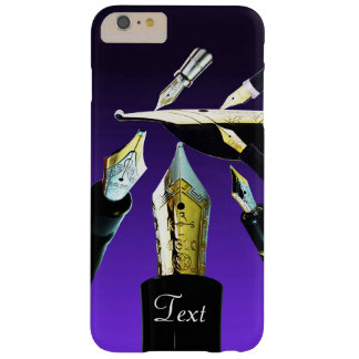 Gold Nibs Theme Barely There iPhone 6 Plus Case
