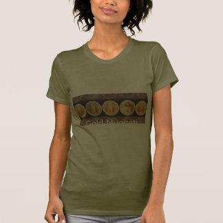 Gold Nugget Girl T-shirt