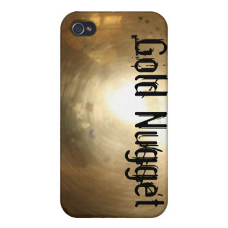 Gold Nugget Covers For iPhone 4