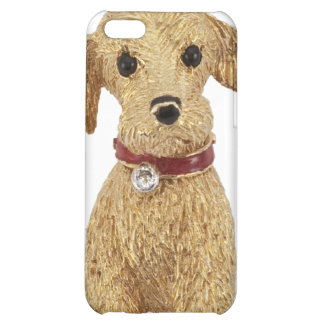 GOLD NUGGET TERRIER iPHONE 4 CASE