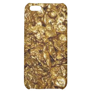Gold Nuggets iPhone 4, 4S Case iPhone 5C Cases