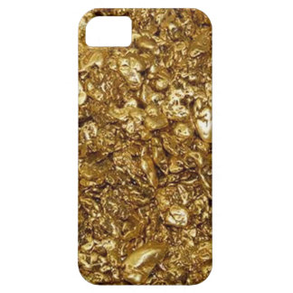 Gold Nuggets iPhone 5S Case iPhone 5 Cover