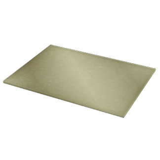 Gold Ombre Cutting Board