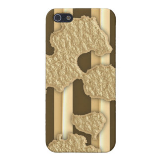 Gold On Gold iPhone 5 Cases