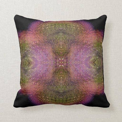 gold orb pillow