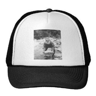 Gold Panning Trucker Hat