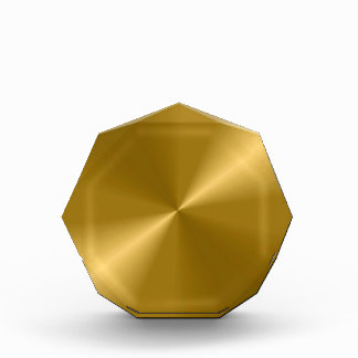 Gold Pattern Award