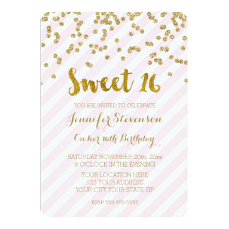 sweet  birthday party invitations  announcements  zazzle, Party invitations