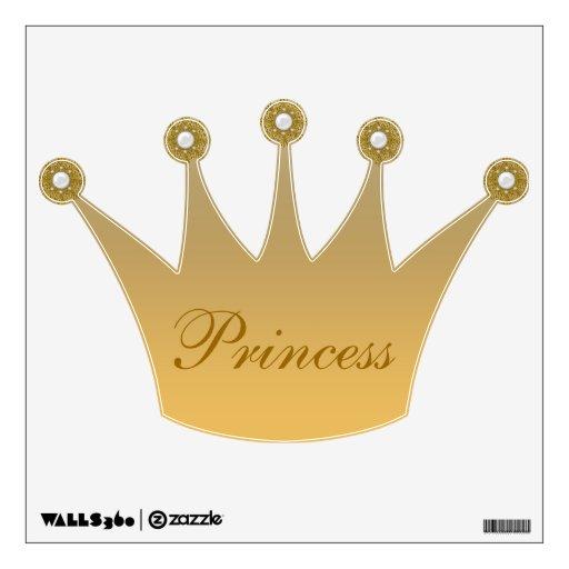Gold Princess Crown