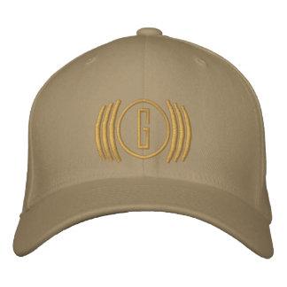 Gold Pro Miner Embroidered Baseball Hat