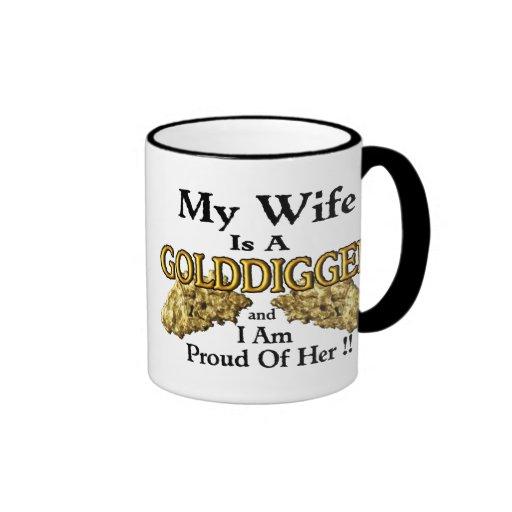 Gold Prospecting Coffee Mug
