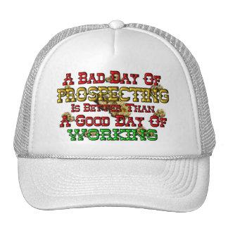 Gold Prospecting Trucker Hat
