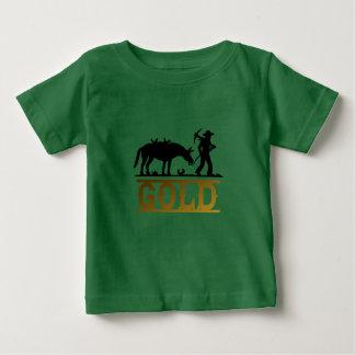 Gold Prospector Baby T-Shirt
