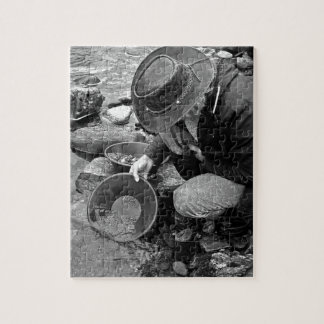 Gold Prospector Puzzle