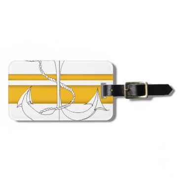 gold rear admiral, tony fernandes bag tag