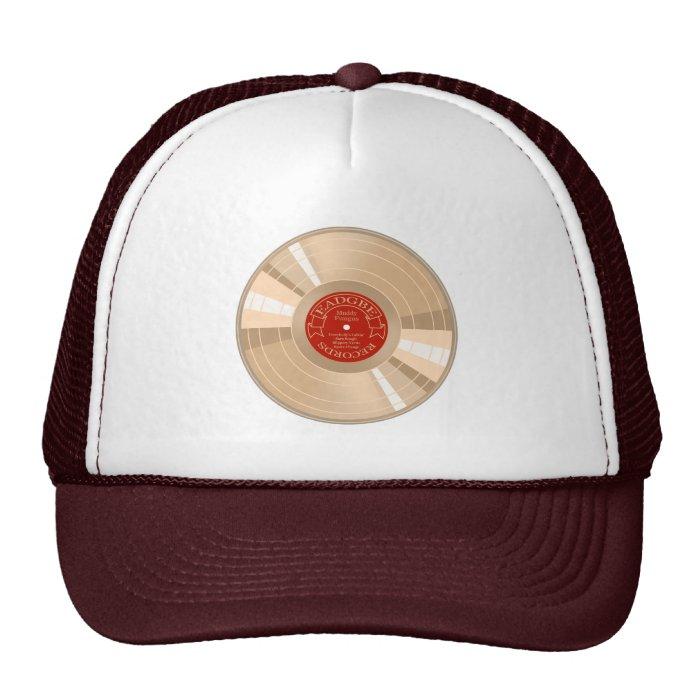 Gold Record Trucker Hat