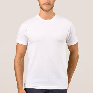 Gold Ribbon Grunge Heart T-Shirt