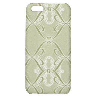 Gold Ribbon Love iPhone4 iPhone 5C Cases