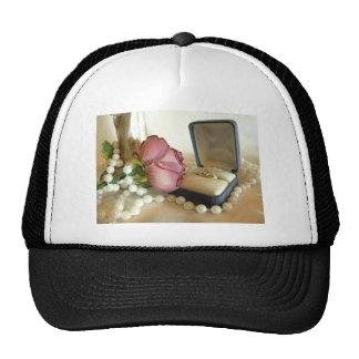 Gold Ring Trucker Hat